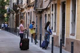baja vivienda turística